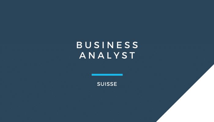 Business Analyst Astrelya