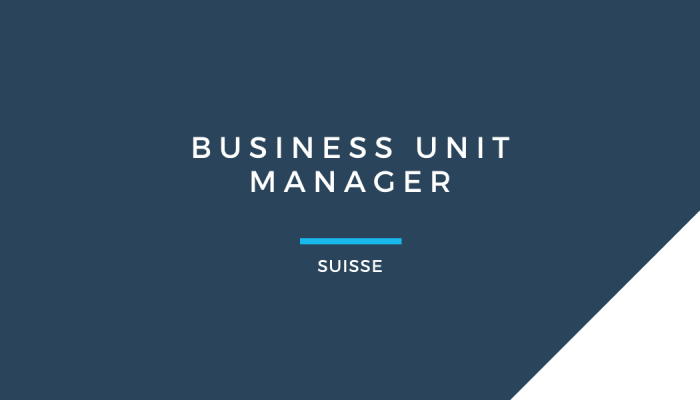 Business Unit Manager Astrelya